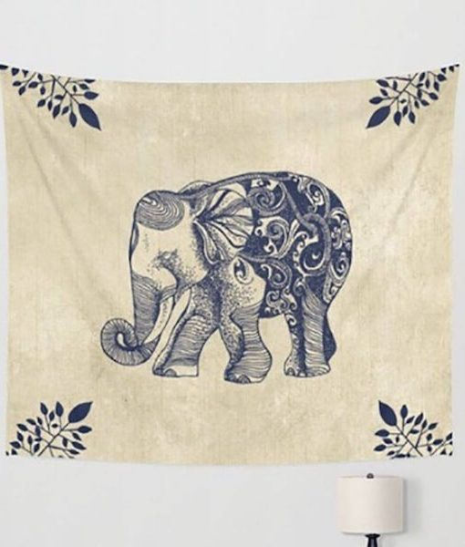 boho-elephant-mandala-wall-hanging-tapestry