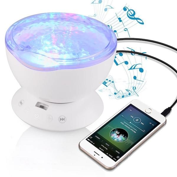 white-projector-ocean-wave-projector