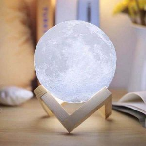 Enchanting Moon Lamp Night Light
