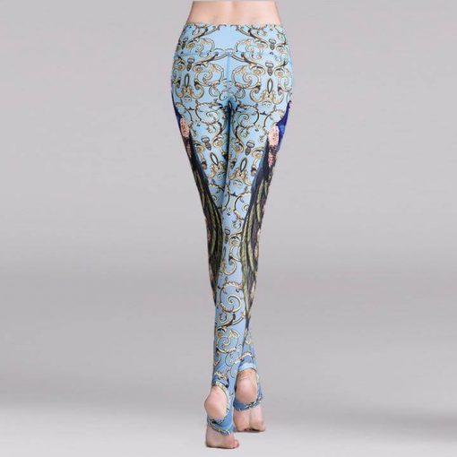 cheap-peacock-stirrup-yoga-leggings