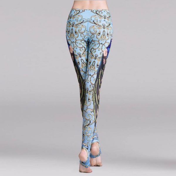 cheap-peacock-stirrup-yoga-leggings
