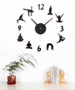Yoga Wall Decor