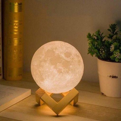 Lamp Moon