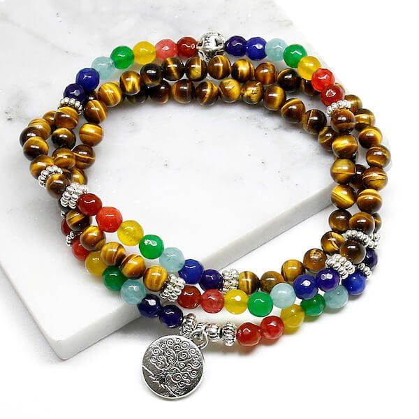 tree-life-tiger-eye-beaded-chakra-bracelet