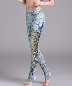 women-peacock-stirrup-yoga-leggings