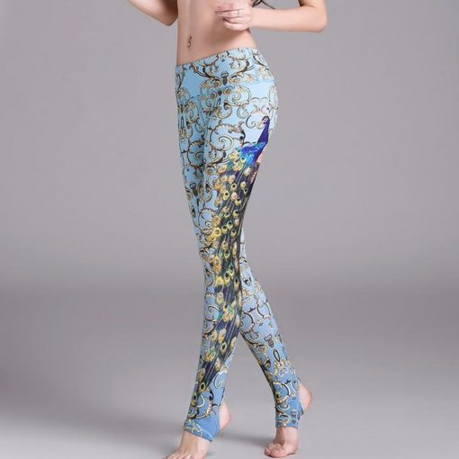 women-peacock-stirrup-yoga-leggings