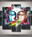 abstract-buddha-canvas