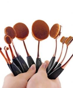 best oval brush set