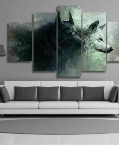 wolf-yin-yang-canvas-painting