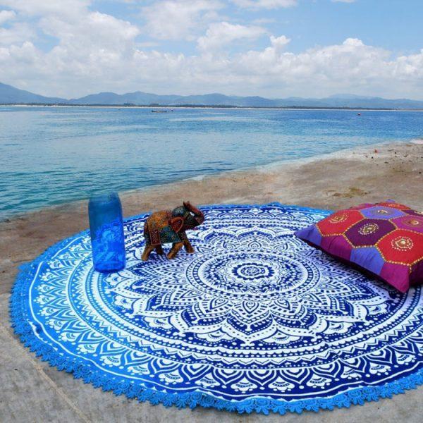 mandala blankets