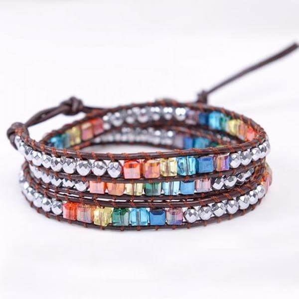 Harmonizing Chakra Bracelet