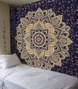 blue-gold-lotus-mandala-tapestry