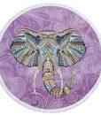 purple-round-elephant-beach-towel