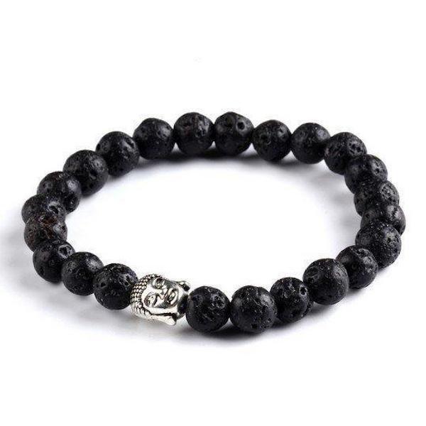 tibetan buddha natural stone bracelets