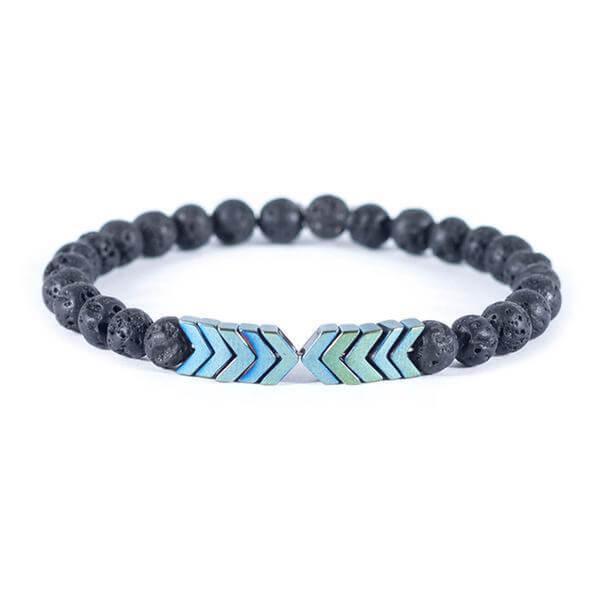 Sacred Arrow Lava Diffuser Bracelet