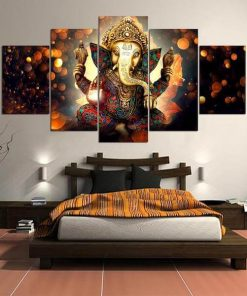 GANESH WALL ART