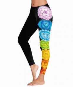 Chakra Leggings
