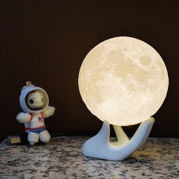 MYDETHUN MOON LIGHT LAMP