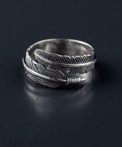 Indian American Ring