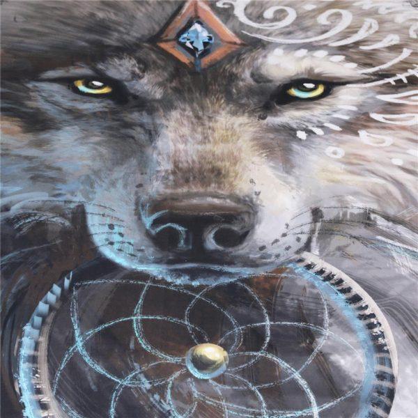 INDIAN WOLF WARRIOR