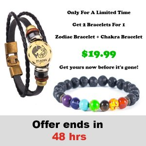Chakra And Zodiac Bracelet Bundle