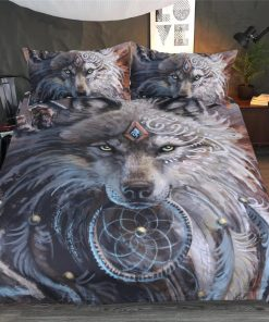 WOLF WARRIOR BEDDING SET
