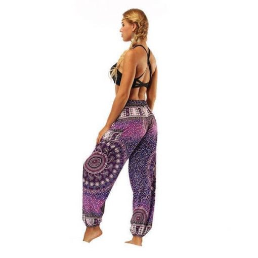 Straight Loose Bloomers Yoga Pants