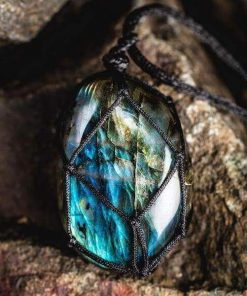 Dragons Heart Labradorite