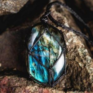 Dragons Heart Labradorite