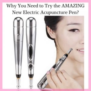 Why You Need to Try to AMAZING New Electric Acupuncture Pen!