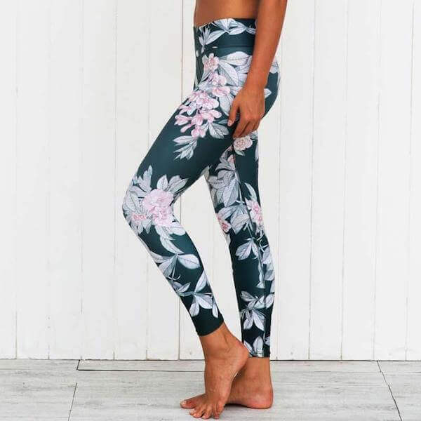 Floral Byron Leggings