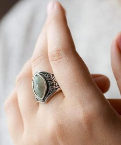Full Moon Ring