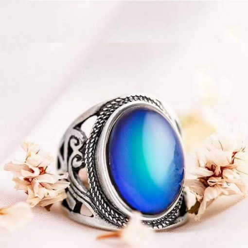 New Age Mood Ring