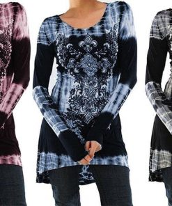 Bohemian Tunic Dresses For Women