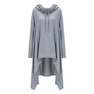 Captivating Meditation Tunic Hoodie