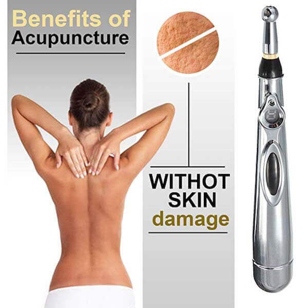 Electric Acupuncture Pen Benefits