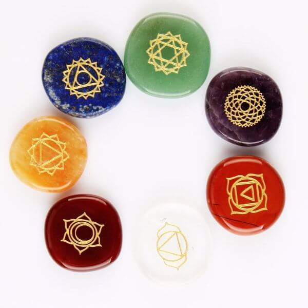 Gemstones for Balancing the Chakras