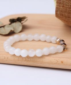 White Chalcedony Stone