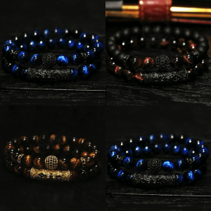 Intensity Stones Bracelet Set