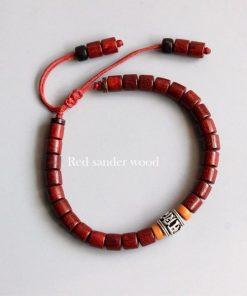 Sandalwood Mantra Bracelet