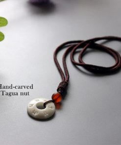 Handmade Tibetan Pendant Necklace