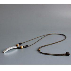 Tibetan Buddhist Handmade Lucky Necklace