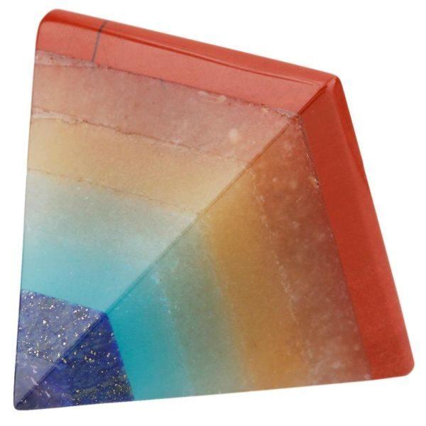Chakra Pyramid Crystal