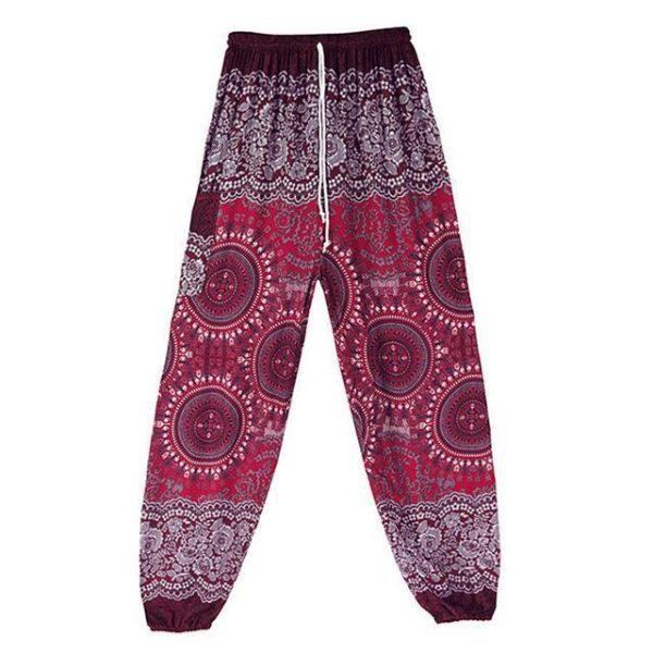 high waist harem trousers