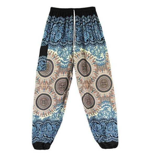 High Waist Harem Pants