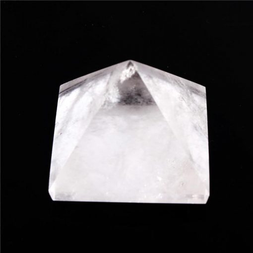 Reiki Charged Crystal Stone Pyramids