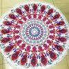 Round Mandala Microfiber Beach Towel (6)