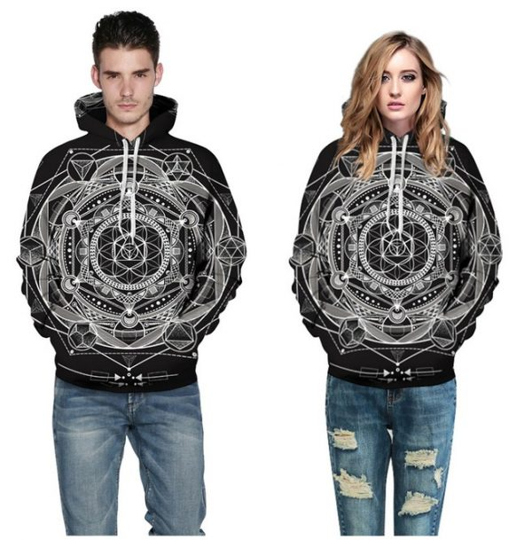 Sacred Geometry Sweatshirt