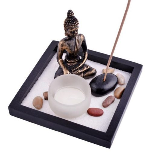 Zen Sand Garden Incense Holder