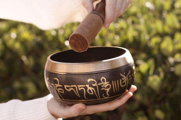 Tibetan Singing Bowls Healing